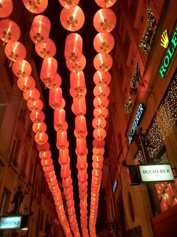 Le Chinatown de la descente Saint-François