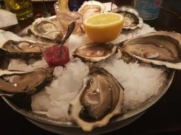 Des huîtres !