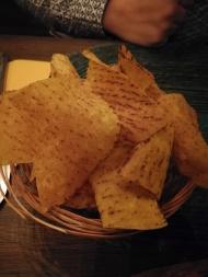 Chips de maïs